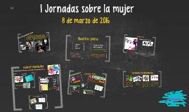 Copy of I Jornadas sobre la mujer