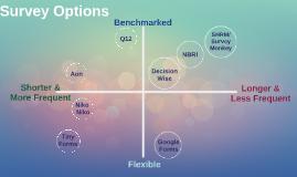 Survey Options