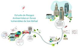Estudio de Riesgos Ambientales en Zonas Vulnerables