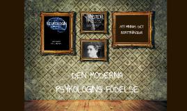 Den moderna psykologins födelse