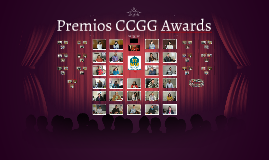 Copy of Premios CCGG Awards