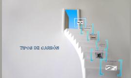 TIPOS DE CARBÓN