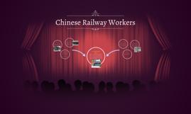 ChineseRailway Workers