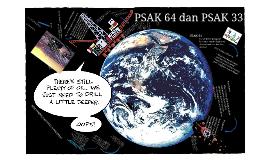 PSAK 64 dan PSAK 33