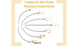 Contenido del Sílabo de Finanzas Corporativas 2017-1