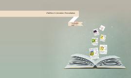 Children's Literature Presentation
