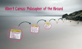 Albert Camus: Philosopher of the Absurd