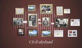Copy of Civil olydnad
