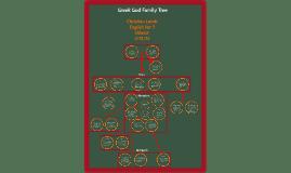 Olympian Family Tree