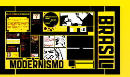 Copy of Modernismo no Brasil - 1º Momento Modernista