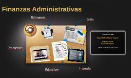 Finanzas Administrativas
