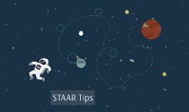 STAAR Tips