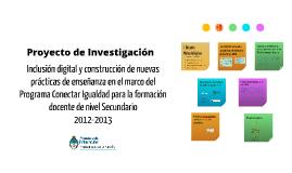 Copy of Presentacion INFD