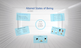 Altered States of Being