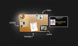 GCM Message Board
