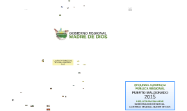 II Audiencia 2015 Gobierno Regional Madre de Dios - Parte 1
