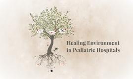 Copy of Healing Environment