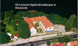 XII Liceum Ogólnokształcące w Olsztynie