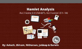 Group 2: Hamlet Analysis