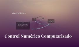 Control Numérico Computarizado