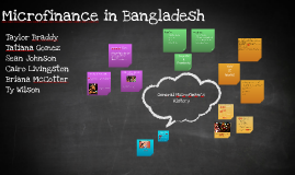 Microfinance in Bangladesh