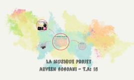La Musique projet