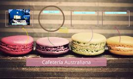 Cafetería Australiana