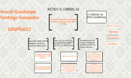 REDES ALAMBRICAS