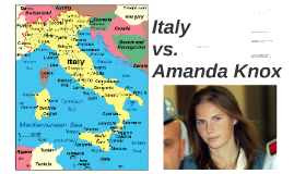 HPU - CRJ 3200 - The Amanda Knox Case