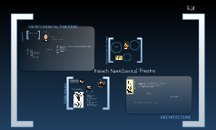 french theatre