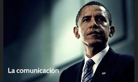 Copy of La comunicación