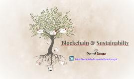 Blockchain & Sustainabilty