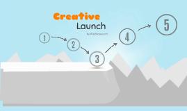 Copia de Creative Launch - Prezi Template