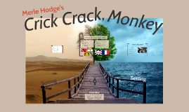"""crick crack monkey Level, although rhonda cobham views crick crack, monkey as sharing """"with nationalist novels of the late 1960s and 1970s a sense of postcolonial angst, even despair"""" while it transforms narrative conventions of which it is a part 7 more."""