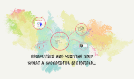 Computers and Writing 2017