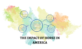 tHE IMPACT OF HORSES IN AMERICA
