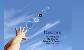 Heaven Prayer Service