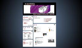 e-portfolia