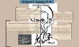 El Capitán Cautivo