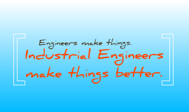 TEMP - Industrial & Systems Engineering