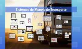 Sistemas de Manejo de Transporte