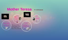 Copy of Mother Teresa