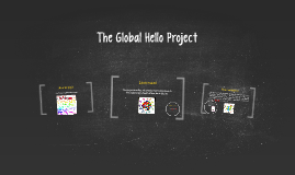 The Global Hello Project