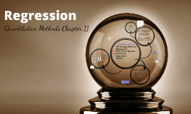Chapter 11: Regression