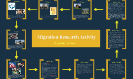 Migration Research Activity