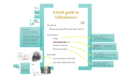 A Brief Guide to Utilitarianism