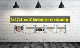 1741. évi IV. törvénycikk