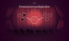 Presentatievaardigheden
