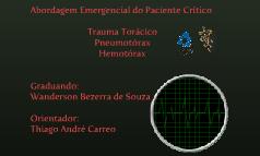 Abordagem Emergencial do Paciente Crítico