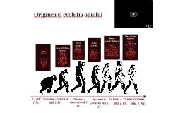 Copy of Evoluţia omului